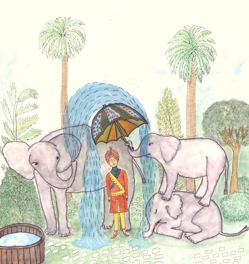 The Prince's Rain
