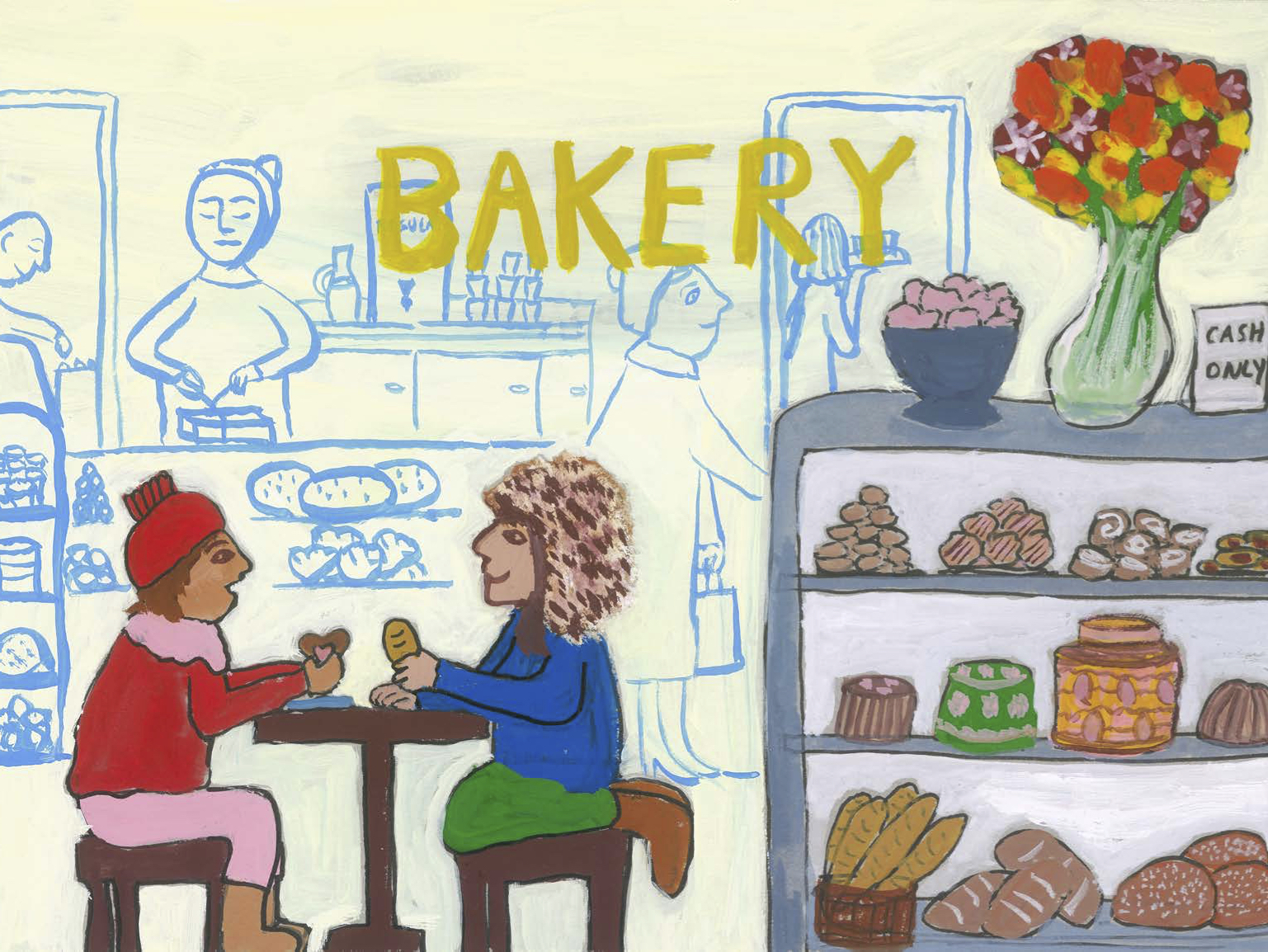 Bakery Conversation